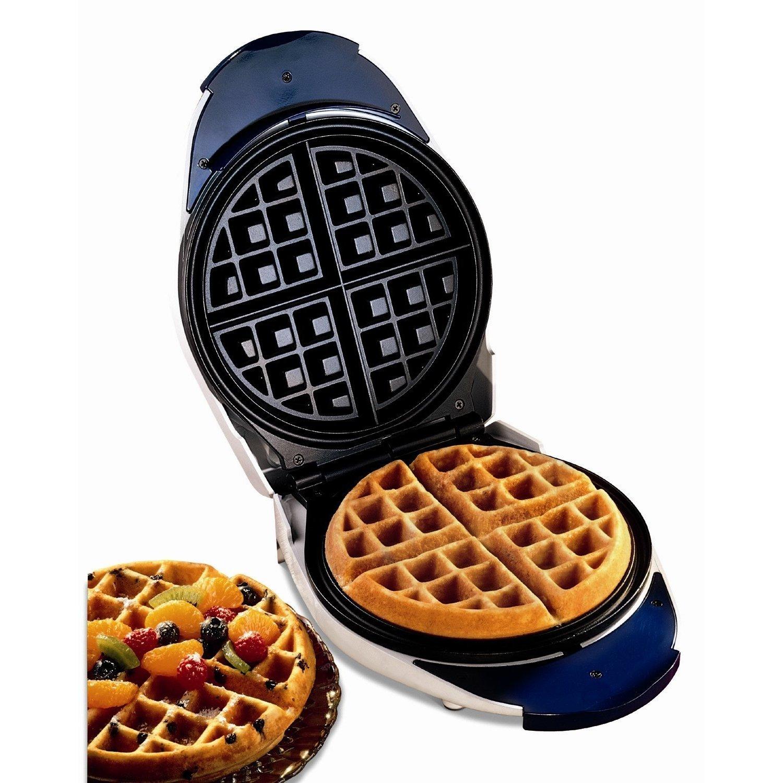 Heartfelt Homemaking: Overnight Sourdough Waffles