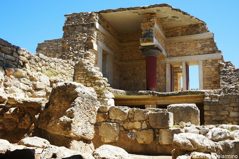 South Propylaeum Knossos Palace Things to Do in Crete