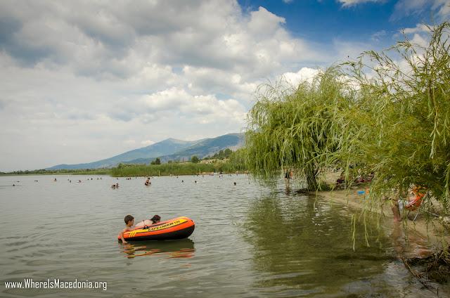 Prespa Lake - Macedonia - Dolno Dupeni Beach