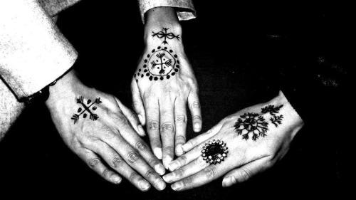 Renaissance Utterances The Tradition Of Bosnian Catholic Tattoos