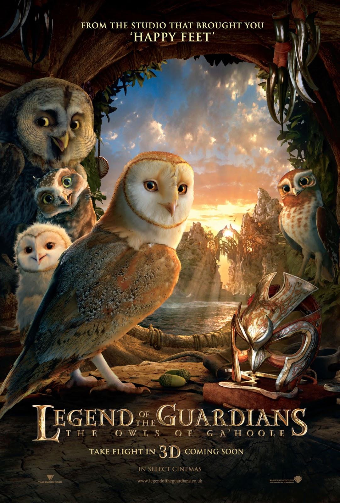 Legende din regatul bufnitelor Legend of the Guardians The owls of Ga'Hoole Desene Animate Online Dublate si Subtitrate in Limba Romana