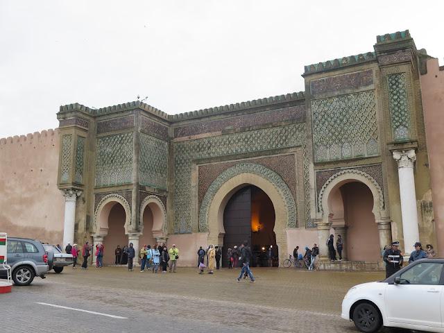 Bab el Mansour - Meknes