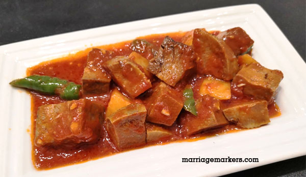 Mangan Restaurant Bacolod - Kapampangan cuisine - Bacolod restaurants - Bacolod blogger - family - daddy blogger - lengua caldereta