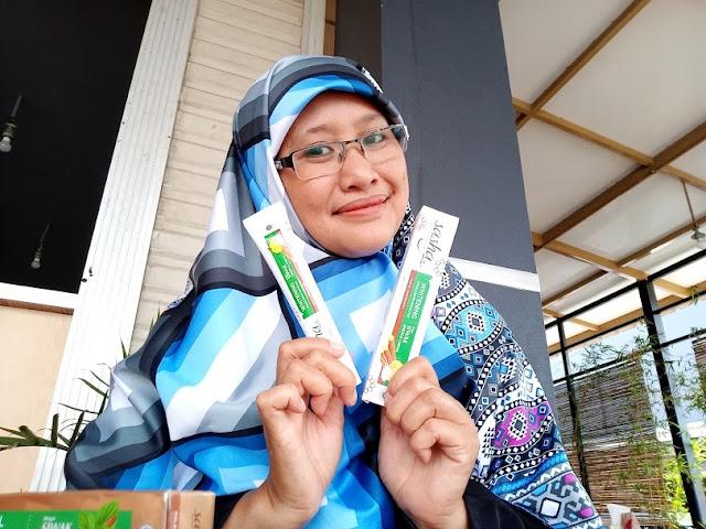 sasha halal toothpaste