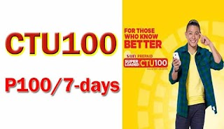 Sun Cellular CTU100 – 7 Days Unlimited Call and Text to All Networks
