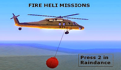 Mod Fire Heli Missions