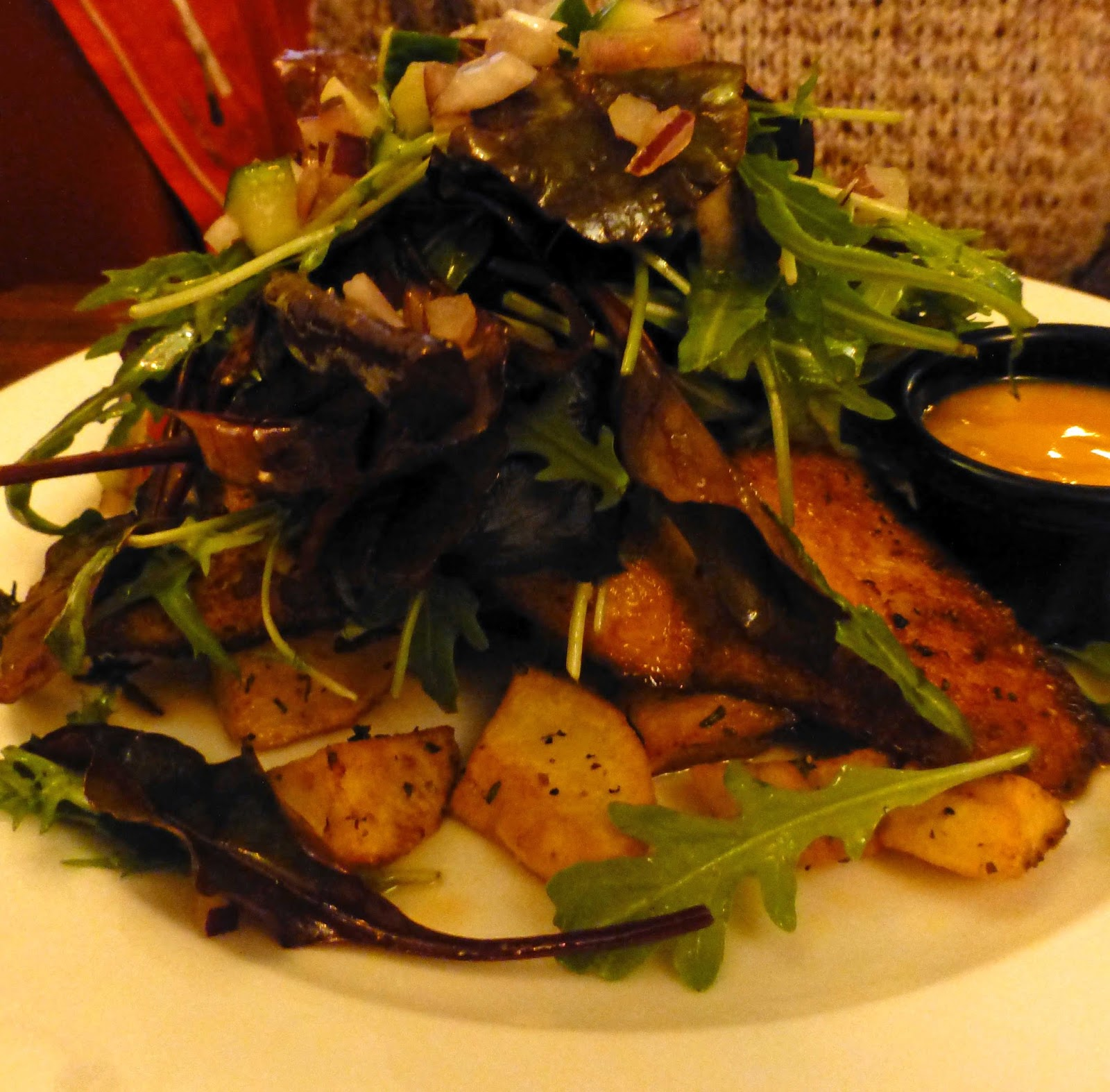 Restaurants and food the old imperial hotel youghal for Bar food youghal