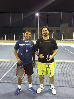 Atletas representarão o CES no 8º Torneio de Tennis da UFCG