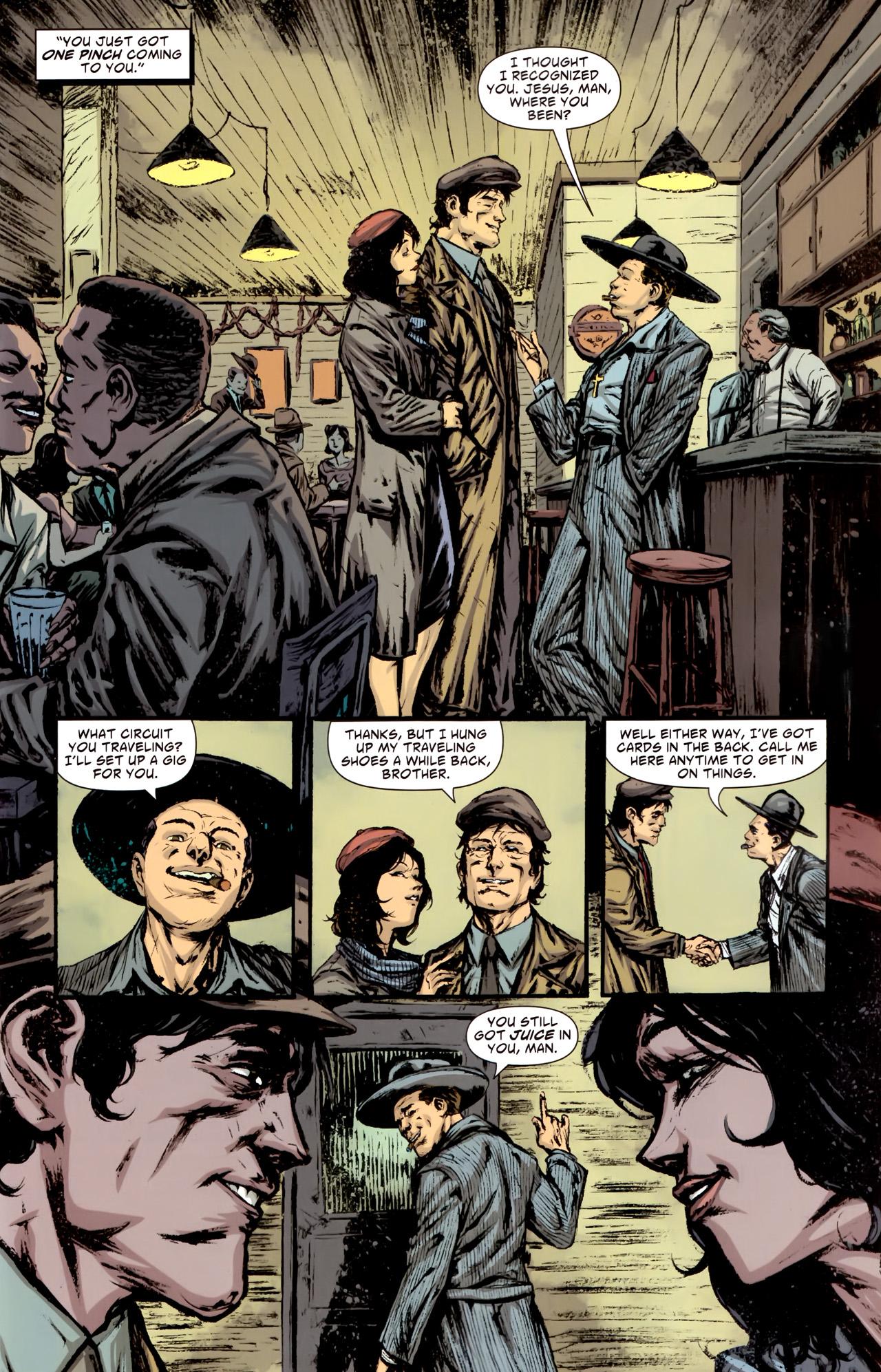 Read online American Vampire comic -  Issue #10 - 16