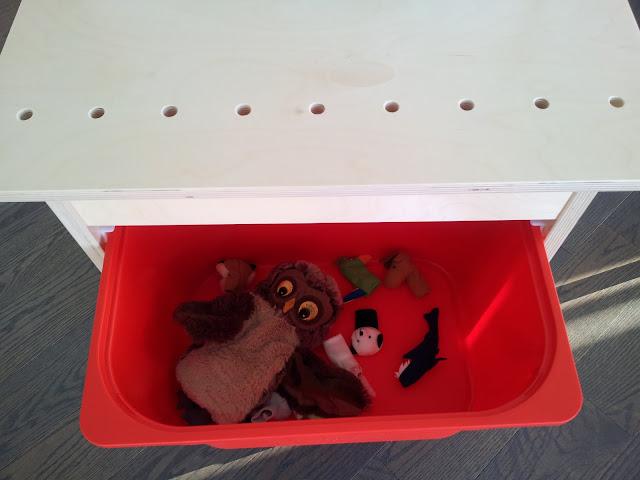 Little Kids Puppet Theater Ikea Hackers Ikea Hackers