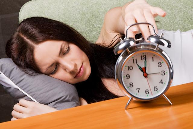 Gambar Susah Tidur