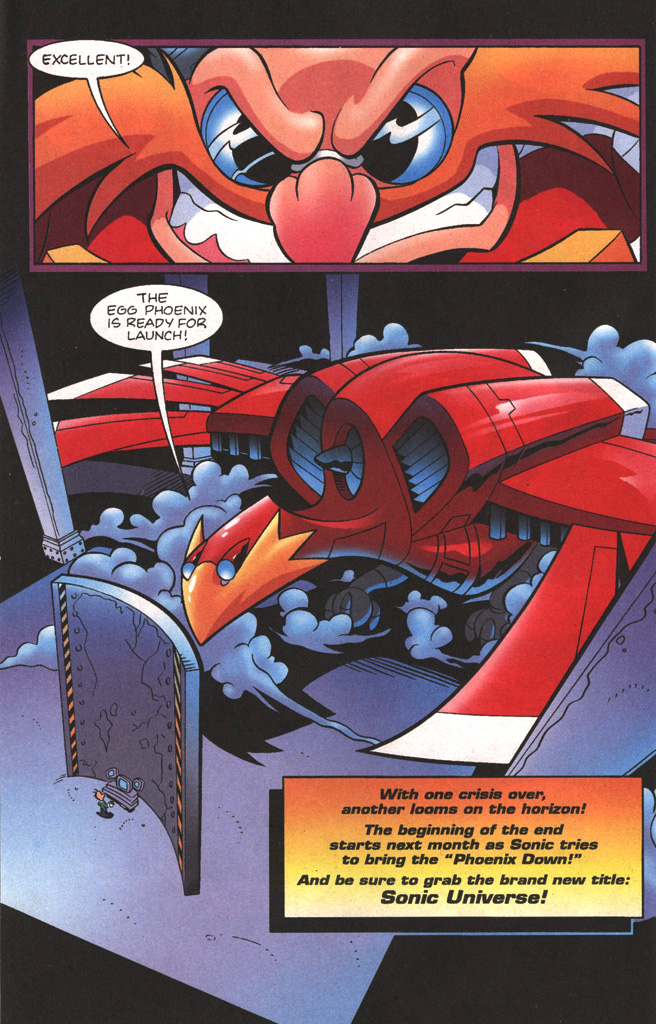 Read online Sonic The Hedgehog comic -  Issue #197 - 28
