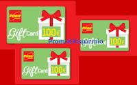 Logo Penny Market: Vinci gratis Gift Card da 100€