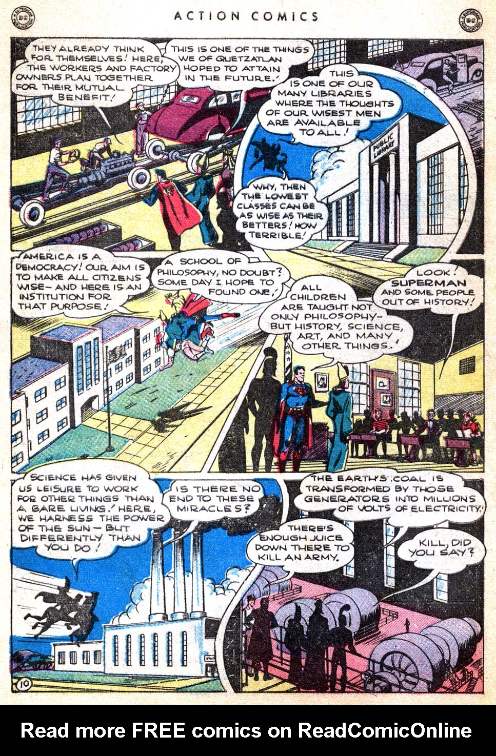 Read online Action Comics (1938) comic -  Issue #103 - 12