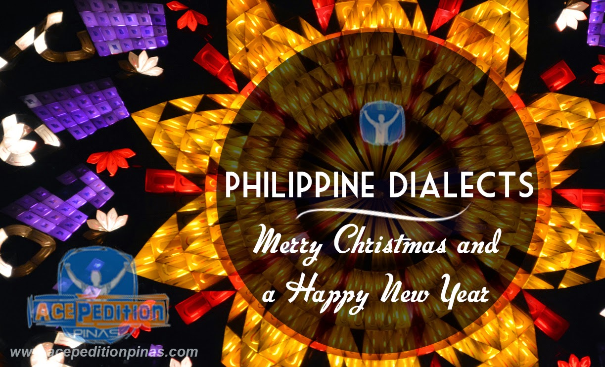 Merry Christmas In Tagalog.Merry Christmas And Happy New Year In Tagalog Libridacqua
