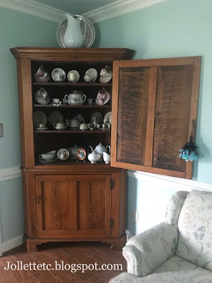 Corner Cupboard https://jollettetc.blogspot.com
