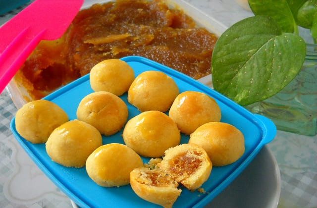 Resep Spesial Kue Nastar Nanas yang Lembut