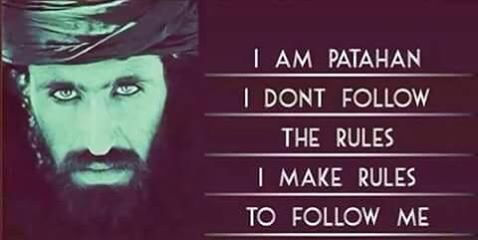 pathan make rules