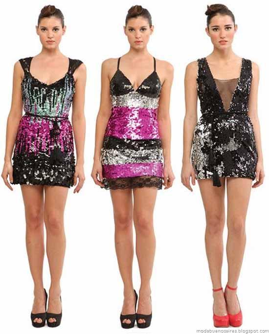ea83119b9 Natalia Antolin 2012 vestidos de fiesta verano ~ Moda y belleza para ...