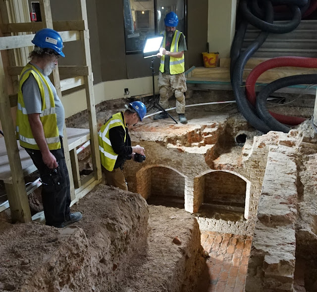 Major archaeological finds at Greenwich uncover lost Royal palace