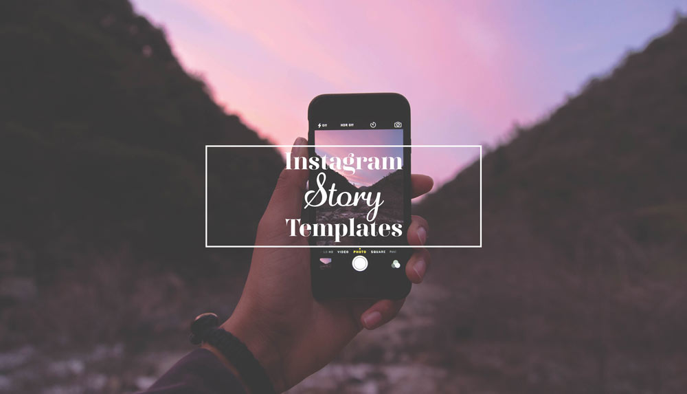 Instagram Story Templates by Jen Lou Meredith