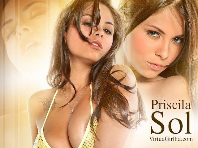 Priscila Sol wallpaper sexy girl