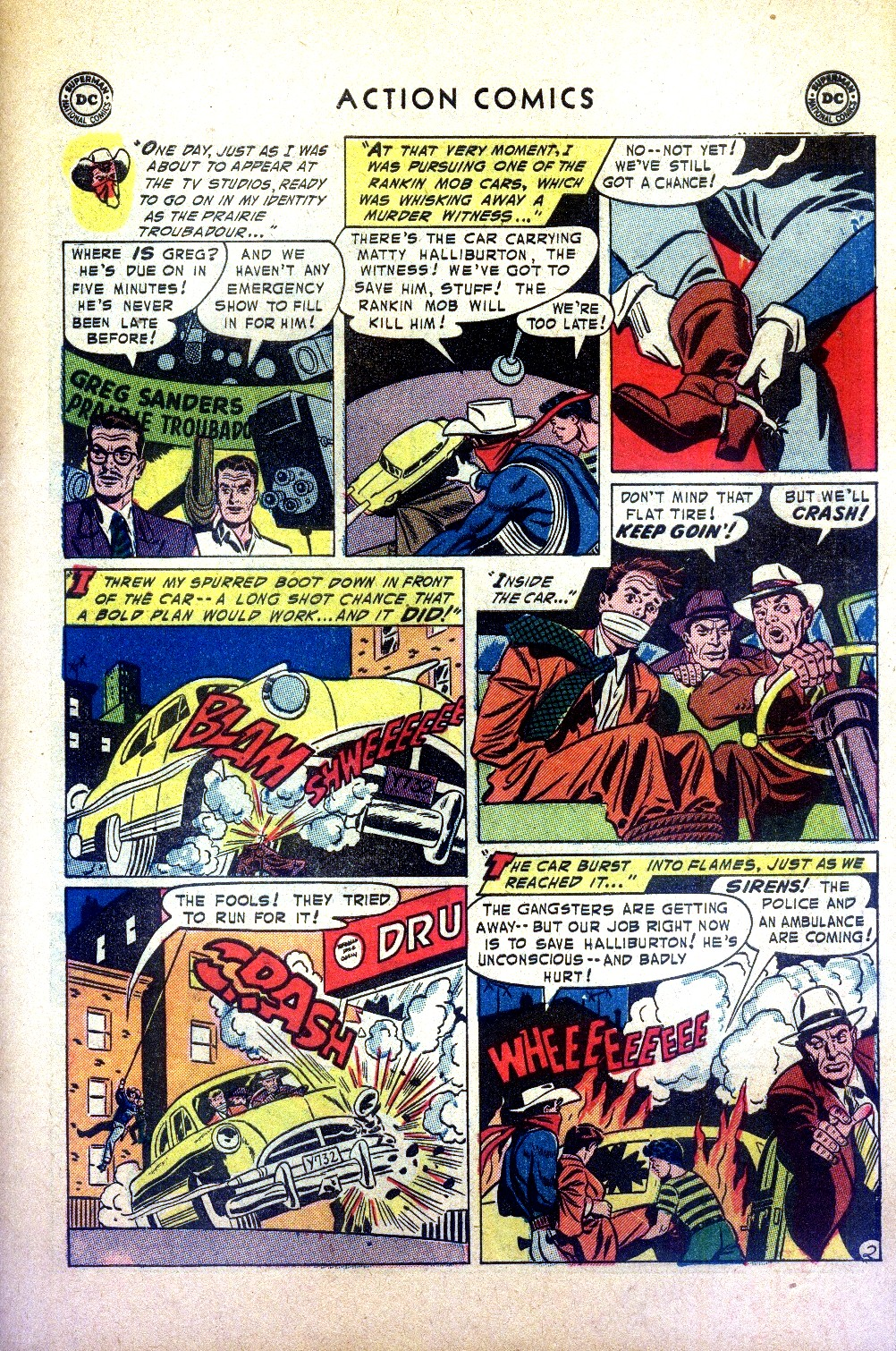 Action Comics (1938) 195 Page 34
