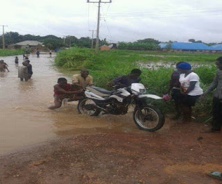 Heavy rainfall pour render 15,000 homeless in Benue State