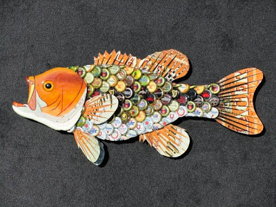 Bonito pez
