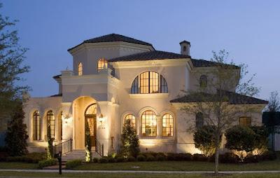 Mediterranean style house 10