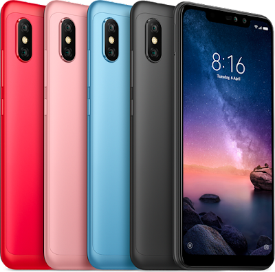 Redmi Note 6 Pro | Xiaomi's first cell phone with AI-controlled quad-camera, Specifications & Features