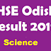 CHSE Odisha +2 Science Result 2019 Check Here