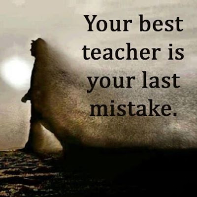 Quotes About Life And Happiness Tumblr: your best teacher is your last mistake.