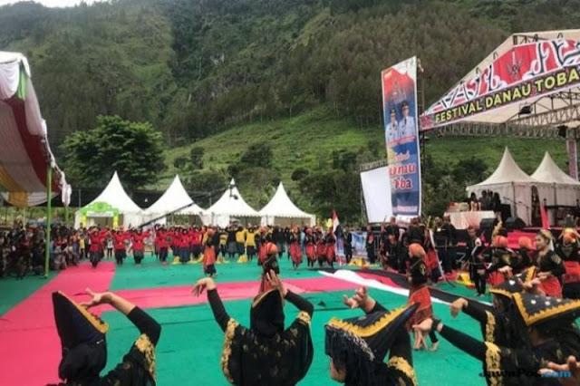 "Event Danau Toba 2018 ""Sepi Pengunjung"", Pemprovsu Harus Cari Terobosan"