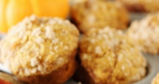 Pumpkin Apple Streusel Muffins ... 2 fall flavors are ...