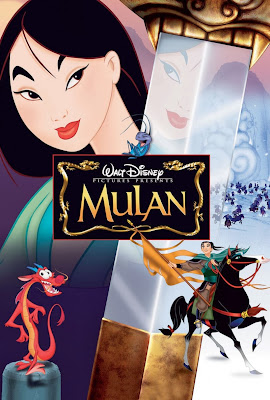 Poster Of Mulan (1998) Full Movie Hindi Dubbed Free Download Watch Online At worldfree4u.com
