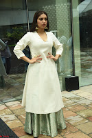 Bhumi Pednekar Looks super cute promoting her movie Toilet Ek Prem Katha 002.JPG