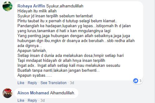 Pria ini Beberkan Kisahnya Pernah Jadi Waria Dan Bertaubat, Netizen: Alhamdulillah Semoga Istiqomah