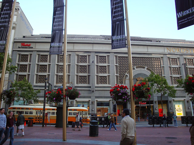 Shopping Westfield San Francisco Center em San Francisco