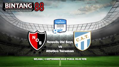 Prediksi Newells Old Boys vs Atletico Tucuman 4 September 2018