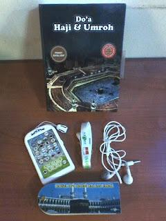 AUDIO MP3 PANDUAN DOA HAJI DAN UMROH