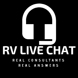 RV Live Chat logo