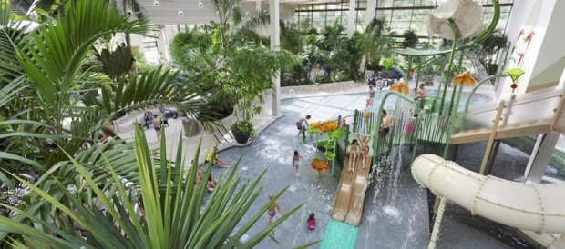 Aqua Mundo Bostalsee Center Parcs