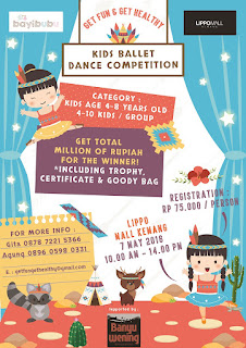 Kids Ballet Dance Competition by Bayi Bubu
