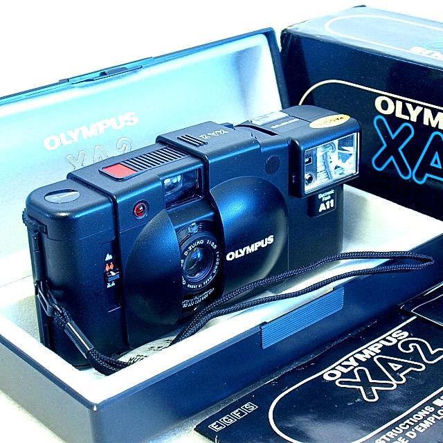 Film Camera Review: Olympus XA2