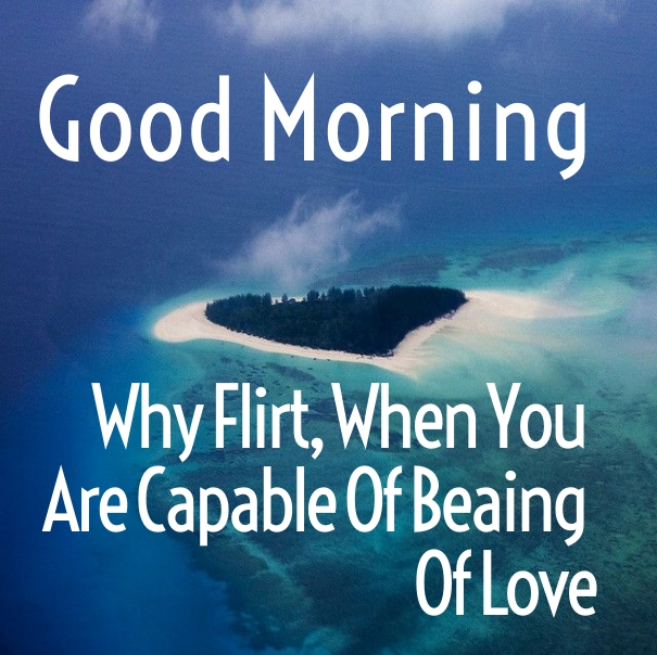 Most Romantic Good Morning Picture For GF, BF, Lover, Husband, Wife