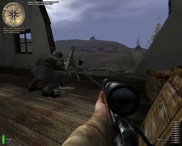 تحميل لعبة ميدل Medal Of Honor Allied Assault على رابط مباشر