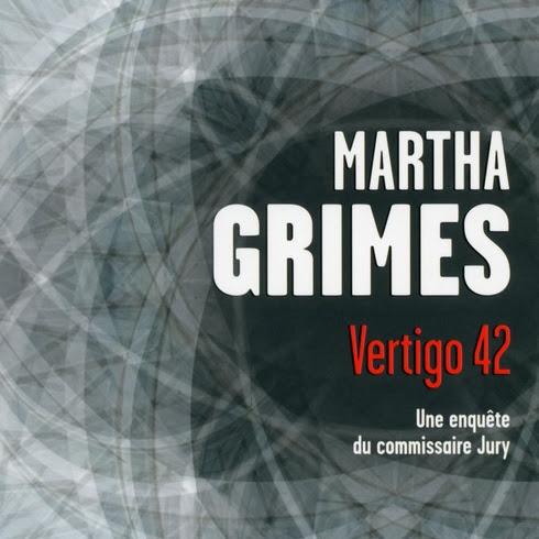 Jury et Plant, tome 23 : Vertigo 42 de Martha Grimes