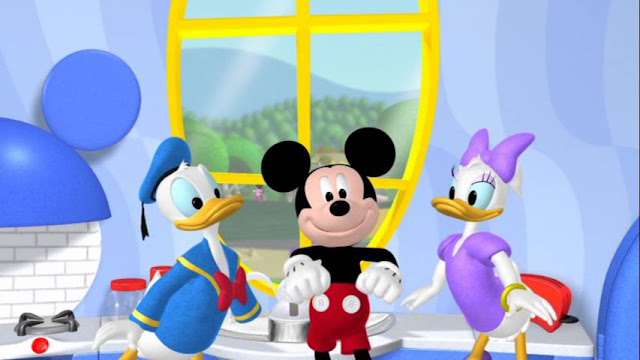 Mickey Mouse Clubhouse I Love Minnie DVDR NTSC Descargar Español Latino ISO 2012