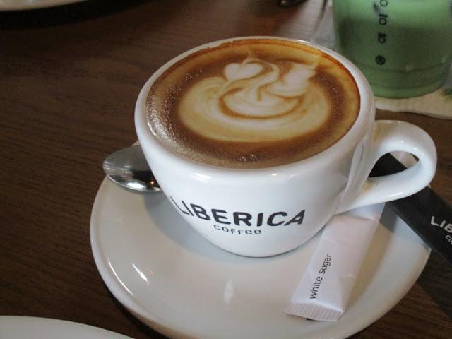 kopi liberica coffee